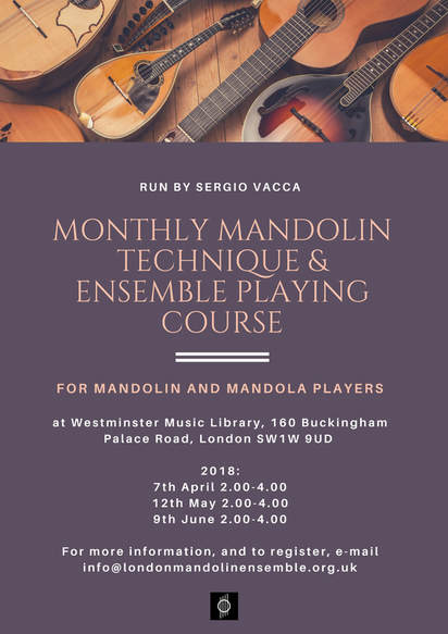 News & Events - London Mandolin Ensemble